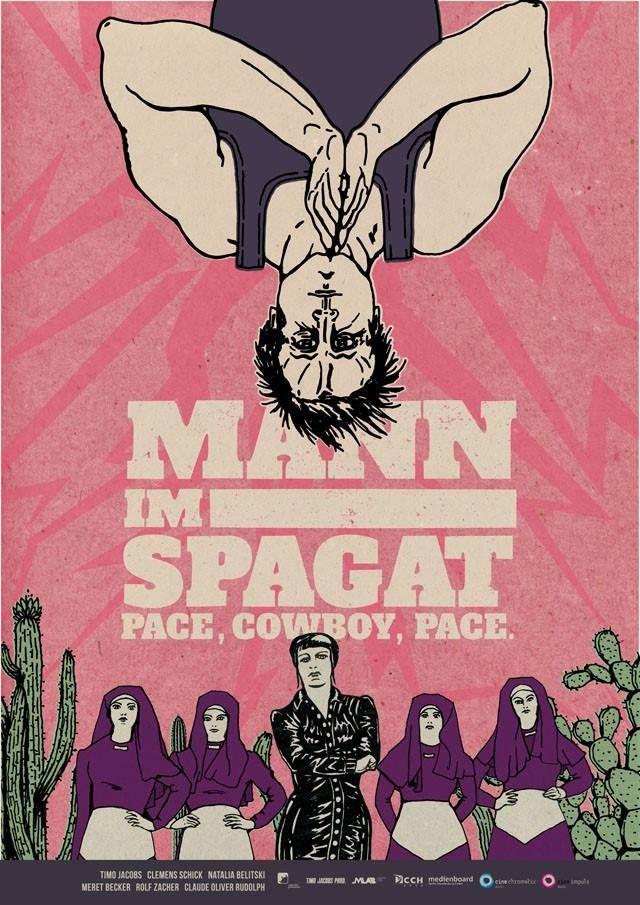 Mann im Spagat – Pace, Cowboy, Pace